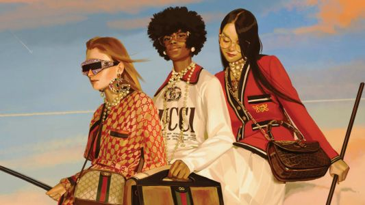 Gucci Kicked Off 2018 With a Casual 49 Percent Sales Growth