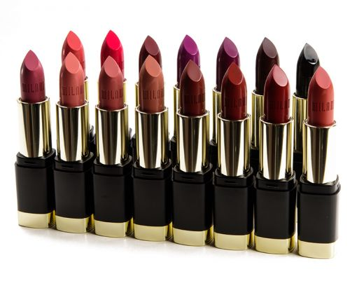 Best & Worst of Milani Bold Color Statement Matte Lipsticks