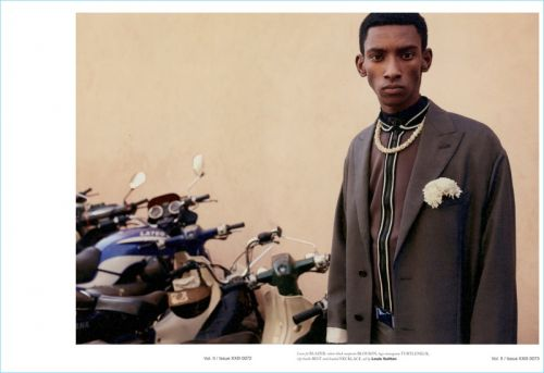 Chasing Pavement: Myles Dominique for Hercules Universal