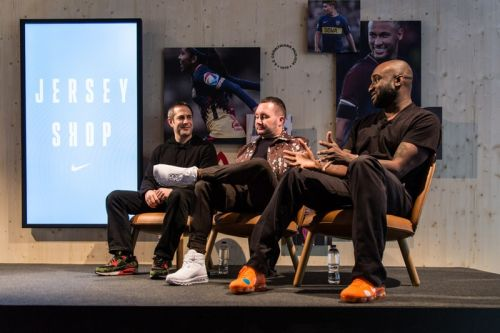 Virgil Abloh and Kim Jones Discuss Why Soccer Is So Important to Them