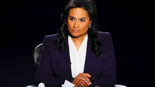 Kristen Welker Receives Rave Reviews After Moderating Last Presidential Debate