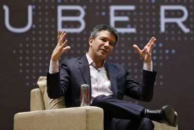 Uber CEO Travis Kalanick Steps Down Following Heavy Pressure