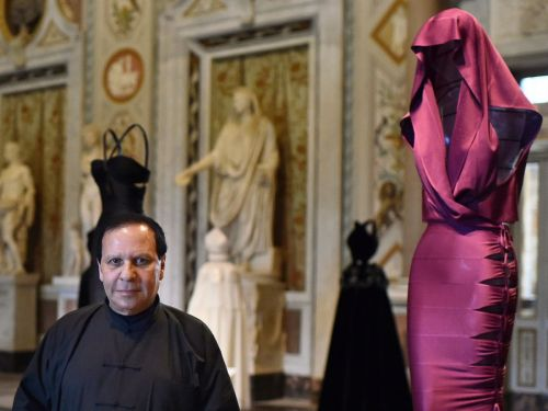 Iconic Fashion Designer Azzedine Alaïa Passes Away