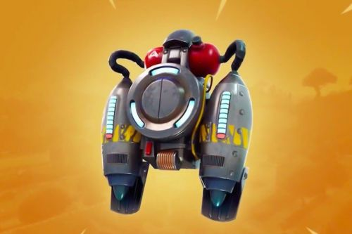 Jetpacks Are Coming to 'Fortnite Battle Royale'