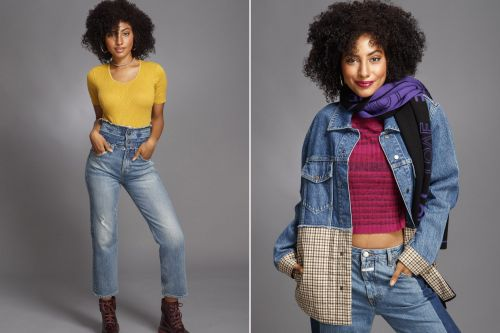 The best new fall jeans and how to wear them