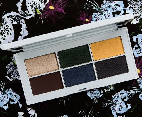 NARS Night Garden Eyeshadow Palette Review, Photos, Swatches