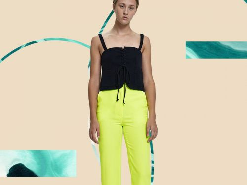 Lime Green Is This Season's Color Success Story