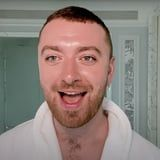 Sam Smith, Cutest Human, Shares Their Dewy Skin-Care Routine in a Delightful Video