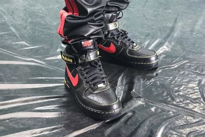 A$AP Bari Shares Launch Information on Upcoming VLONE x Nike Air Force 1 Colorway