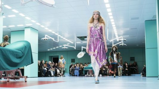 Gucci Will Show During Paris Fashion Week, for One Season Only