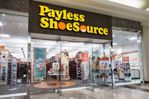Payless Is Closing Down All of Its U.S. Stores