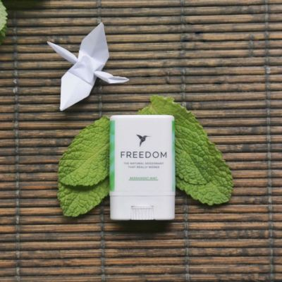 Going Green: Freedom Deodorant Founder Ira Kaganovsky Talks About Creating an All-Natural Line