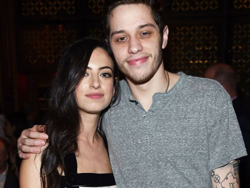 Wait, When Did Pete Davidson Cover Up His Cazzie David Tattoo?