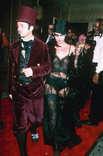 This Is How Celebs Did Halloween in the '90s
