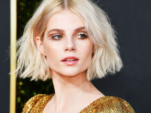 Lucy Boynton's Blunt Bob Is the Breakout Star Of 2019