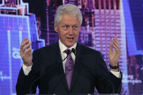 Bill Clinton's upcoming thriller novel being turned into TV series