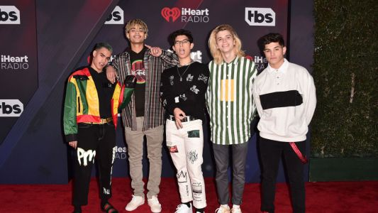 See What Everyone Wore to the iHeartRadio Music Awards
