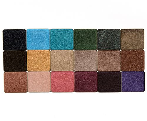 The Best & Worst of Make Up For Ever Artist Color Shadows - Diamonds