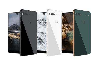 Essential's Overdue PH-1 Phone Finally Drops Next Week