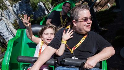 Patton Oswalt Says He Would've Been A 'Shut-In Alcoholic' Without His Daughter