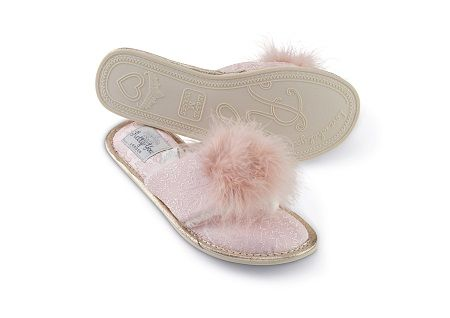 Pretty You London slippers brings glamour and comfort to your feet