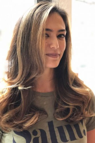 Product Club's Artistic Director Creates a Thick and Lush Balayage