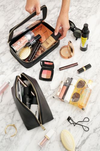 Travel Makeup Pouches I Never Leave Home Without