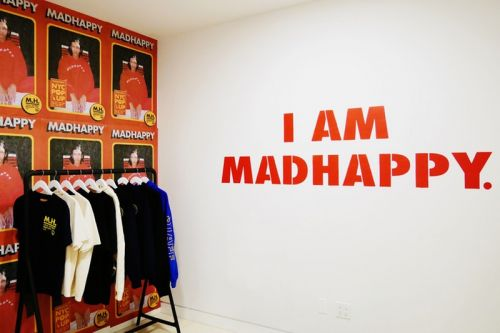 An Exclusive Look Inside the MADHAPPY NYC Pop-Up