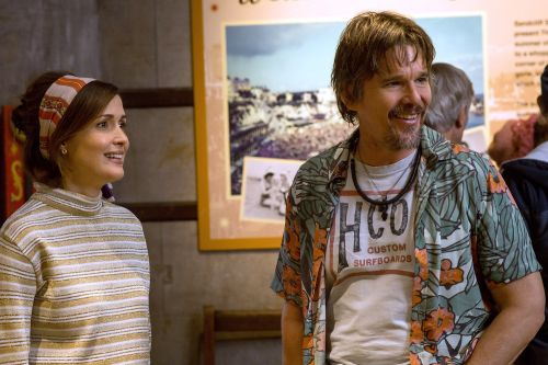 Ethan Hawke's new flick crowdsourced 100 musicians for soundtrack