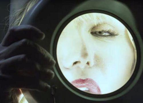 Courtney Love plays Marilyn Manson's nurse in his twisted new video