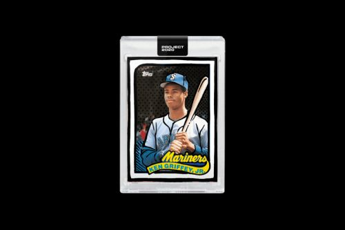 These Topps 2020 Project Baseball Cards Are Fetching Thousands of Dollars