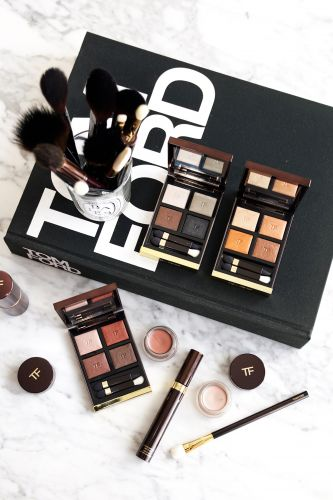 New Tom Ford Eye Color Quads Body Heat, Double Indemnity, Suspicion + Emotionproof Picks