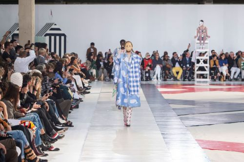 Thom Browne's Spring 2019 Dreamscape Is One of Summers Gone By