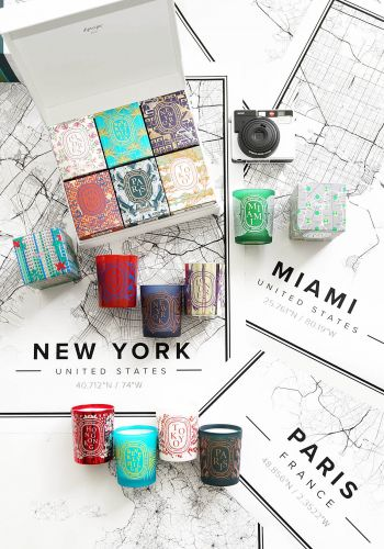 Diptyque City Candles