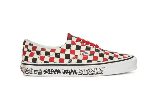 Slam Jam Recruits Fergadelic for Upcoming Vans Collab