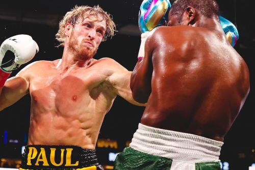 Logan Paul Responds to Claims That Floyd Mayweather Knocked Him Out