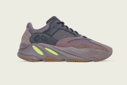 """Here's the Official Store List for the adidas YEEZY BOOST 700 """"Mauve"""""""