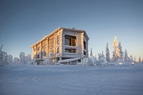 The Most Exclusive Private Jet Trip to Lapland