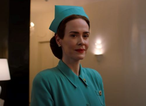 Watch Sarah Paulson play an evil nurse in Ryan Murphy's Ratched