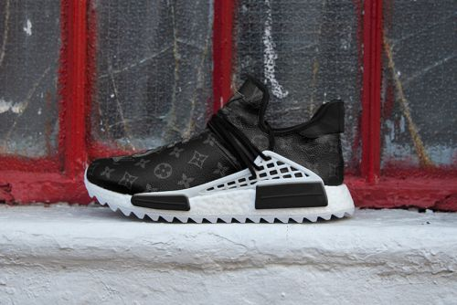 "Louis Vuitton and adidas Collide in ""Eclipse"" NMD Hu Custom"