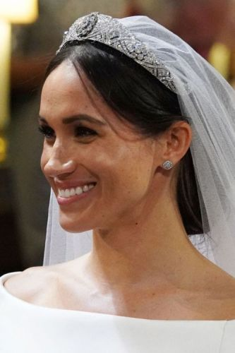 Meghan Markle's Old, New, Borrowed and Blue Wedding