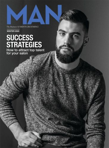 The Nirvel Professional Team Creates the Cover for MAN Magazine