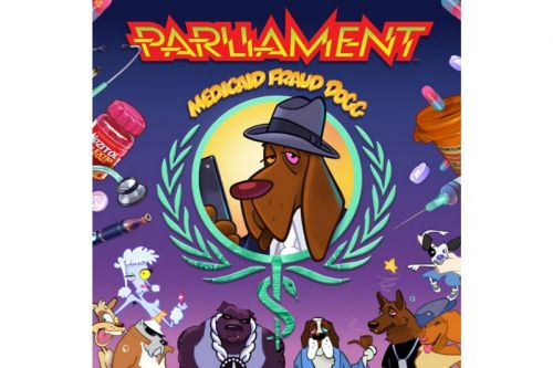 Stream George Clinton & Parliament's First Album in 38 Years, 'Medicaid Fraud Dogg'