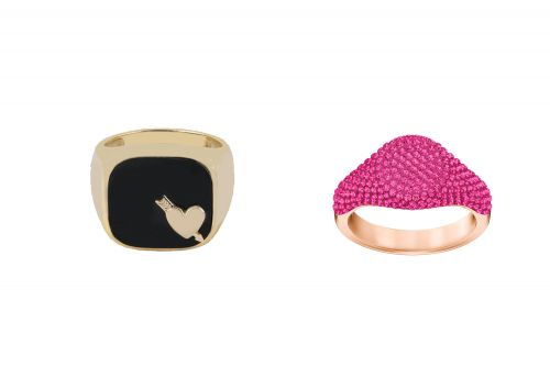5 modern spins on the classic, crested signet ring