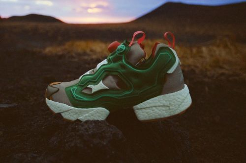 Billionaire Boys Club and Reebok Draw From Nature for Two Instapump Fury BOOSTs