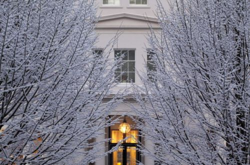 Spend a Luxurious Christmas at Coworth Park