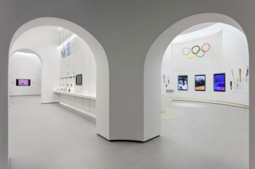 Take a Look Inside the New Olympic Museum in Athens