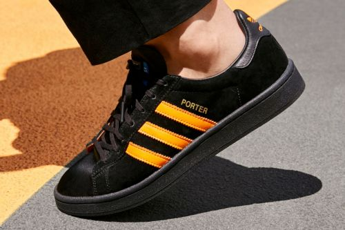 PORTER Reworks the adidas Originals Campus for Latest Collaboration