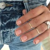 34 Nail Art Ideas So Subtle, You Can Wear Them Anywhere -Even at Work