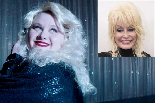 Why this Netflix star was 'terrified' to meet Dolly Parton